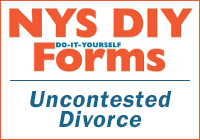 DIY Divorce Forms