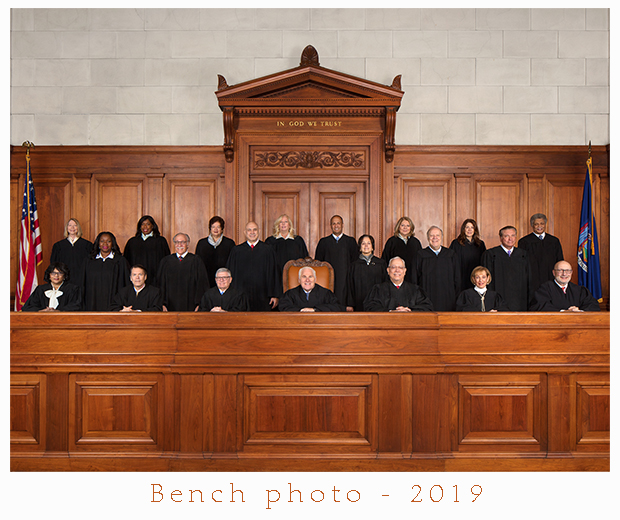Appellate Division Second Department Bench 2019