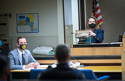 Photo of Jury Trial