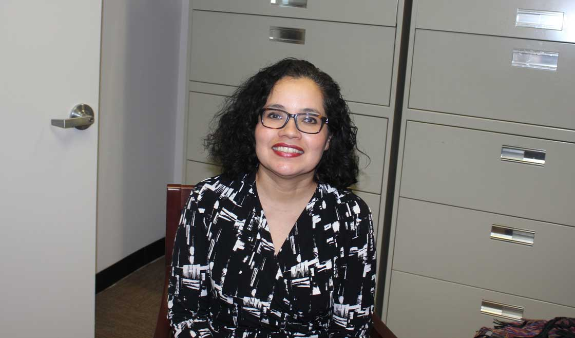 Ann Ryan, Coordinator of the Office of Language Access, OCA