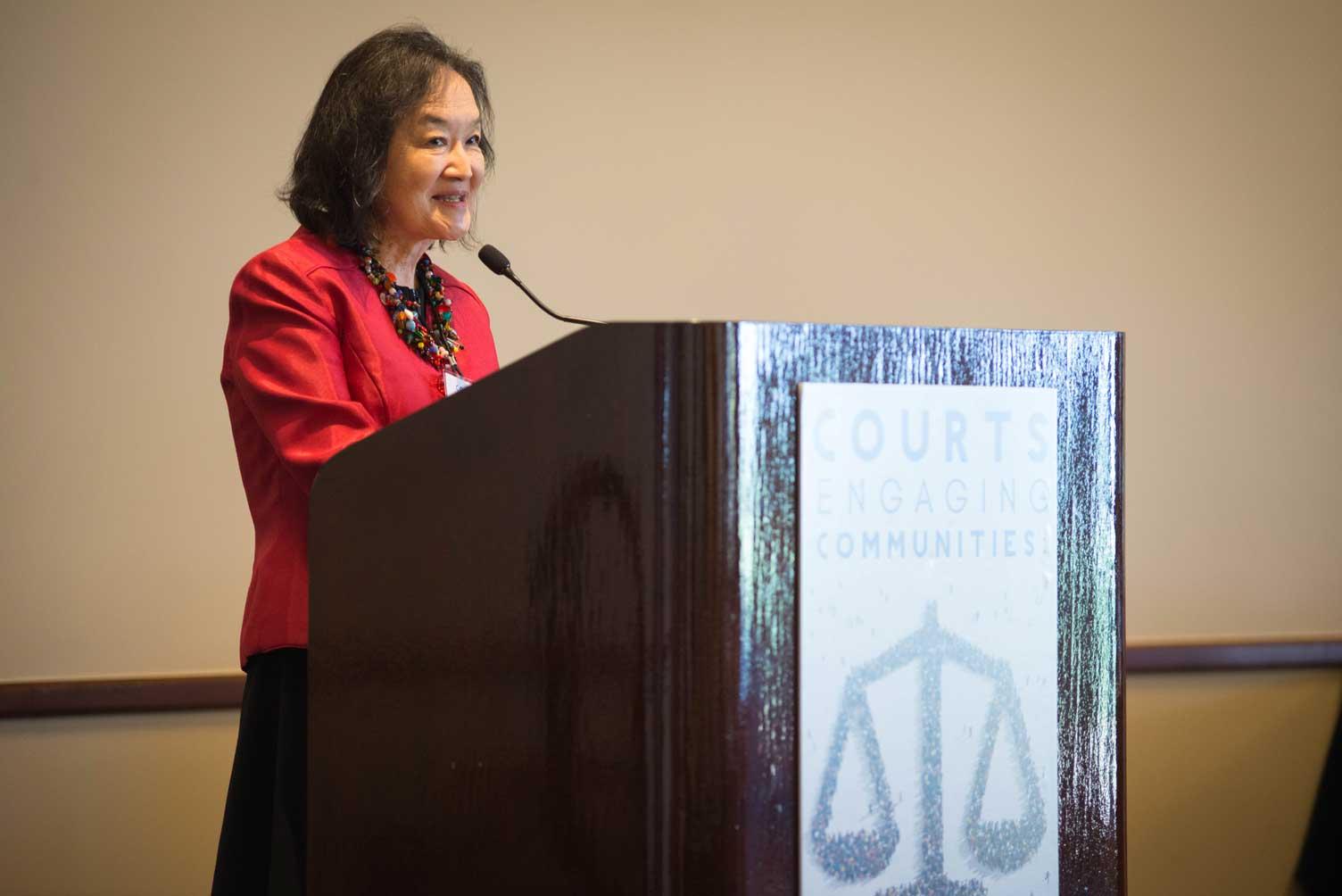 Hon. Sue Pai Yang (ret.)