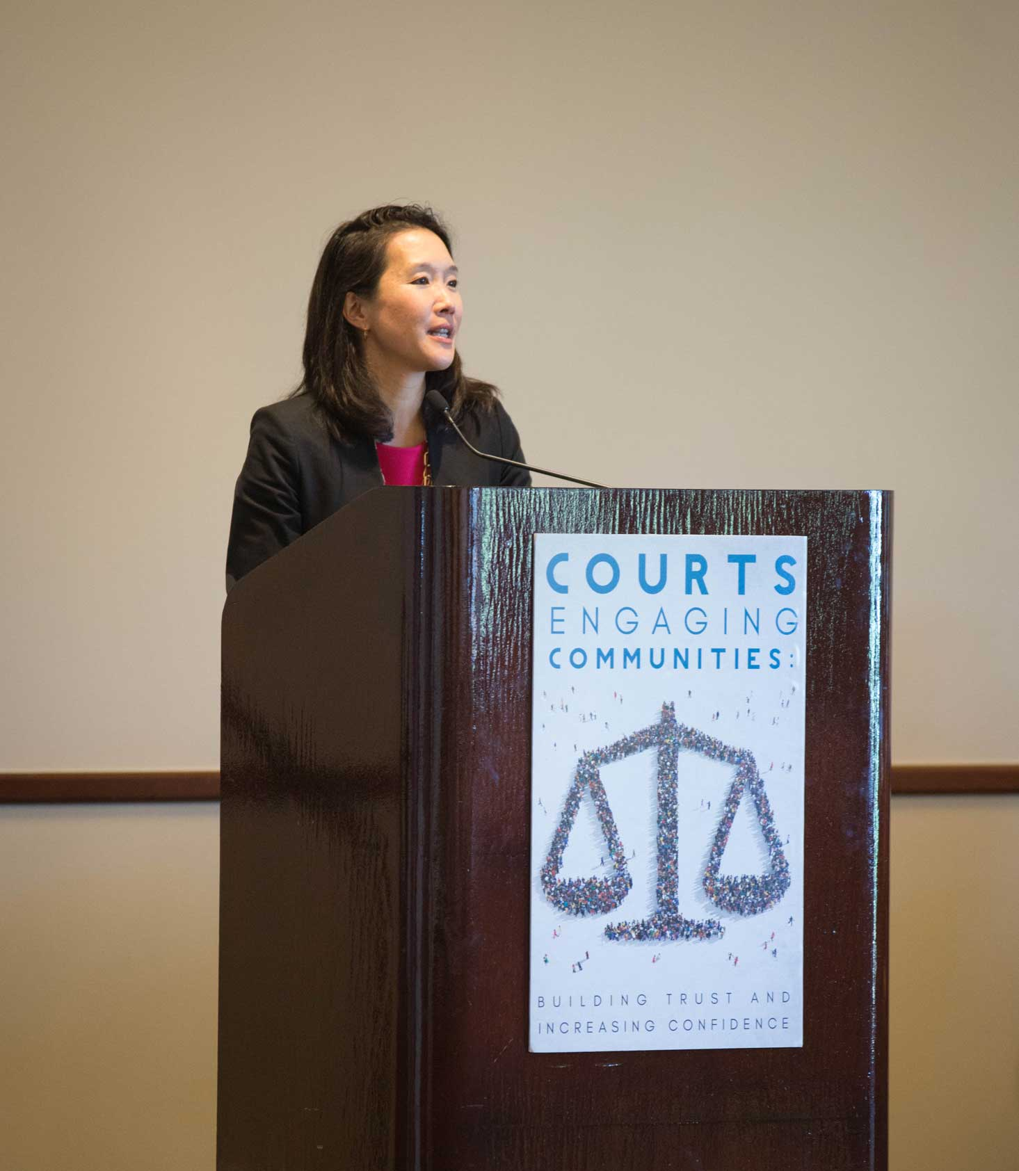 Jenny Yang, Chair, US. Equal Employment Opportunity Commission